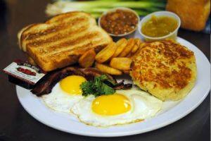 X Men's Breakfast