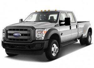 Krown Rust Control: Truck