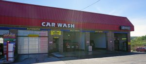 Outback Car Wash - Front view